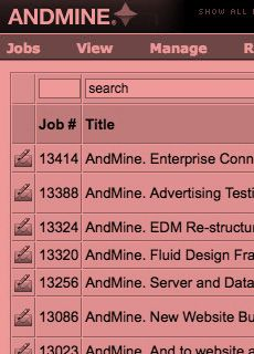 Software Development CRM