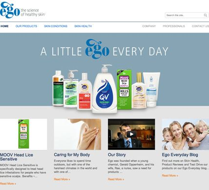 Digital Marketing Strategy of Ego Pharmaceuticals