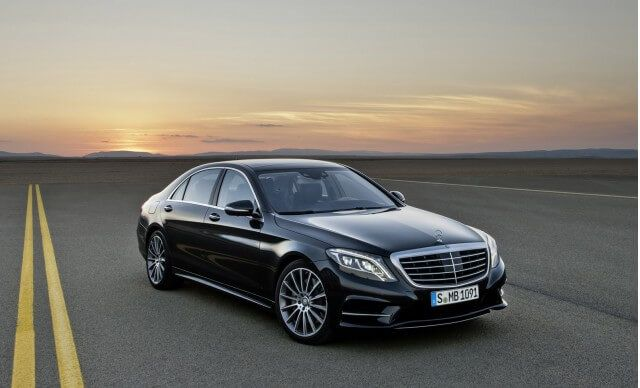 Mercedes S Class Uber Black