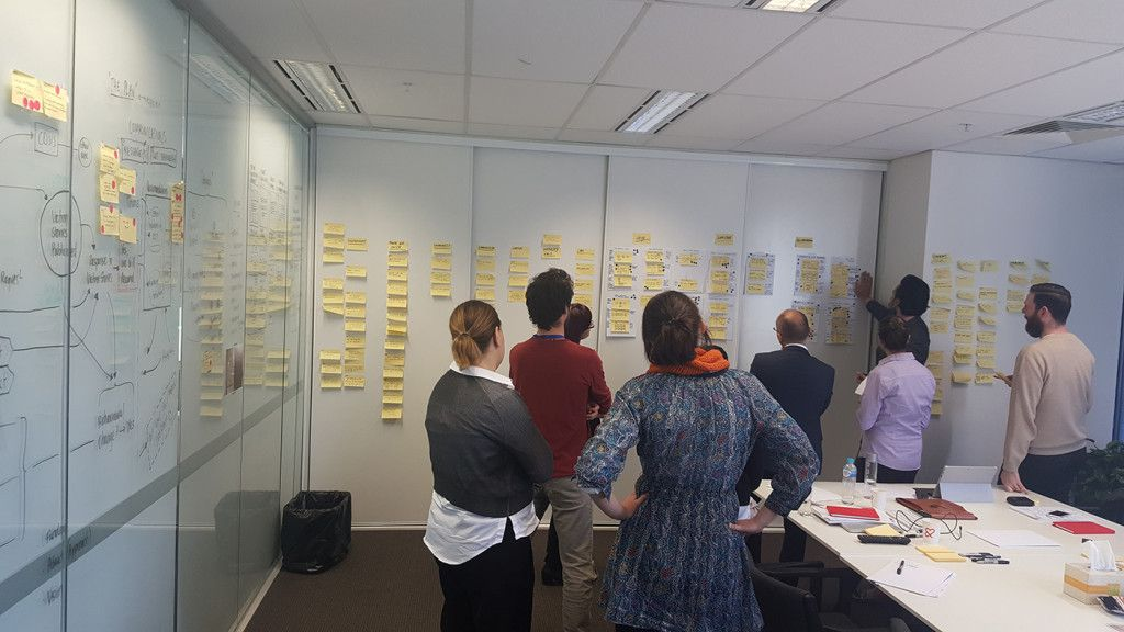 Google Design Sprints in Melbourne, Sydney at &Mine