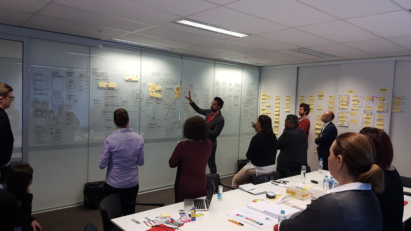 Google Design Sprints Melbourne Sydney