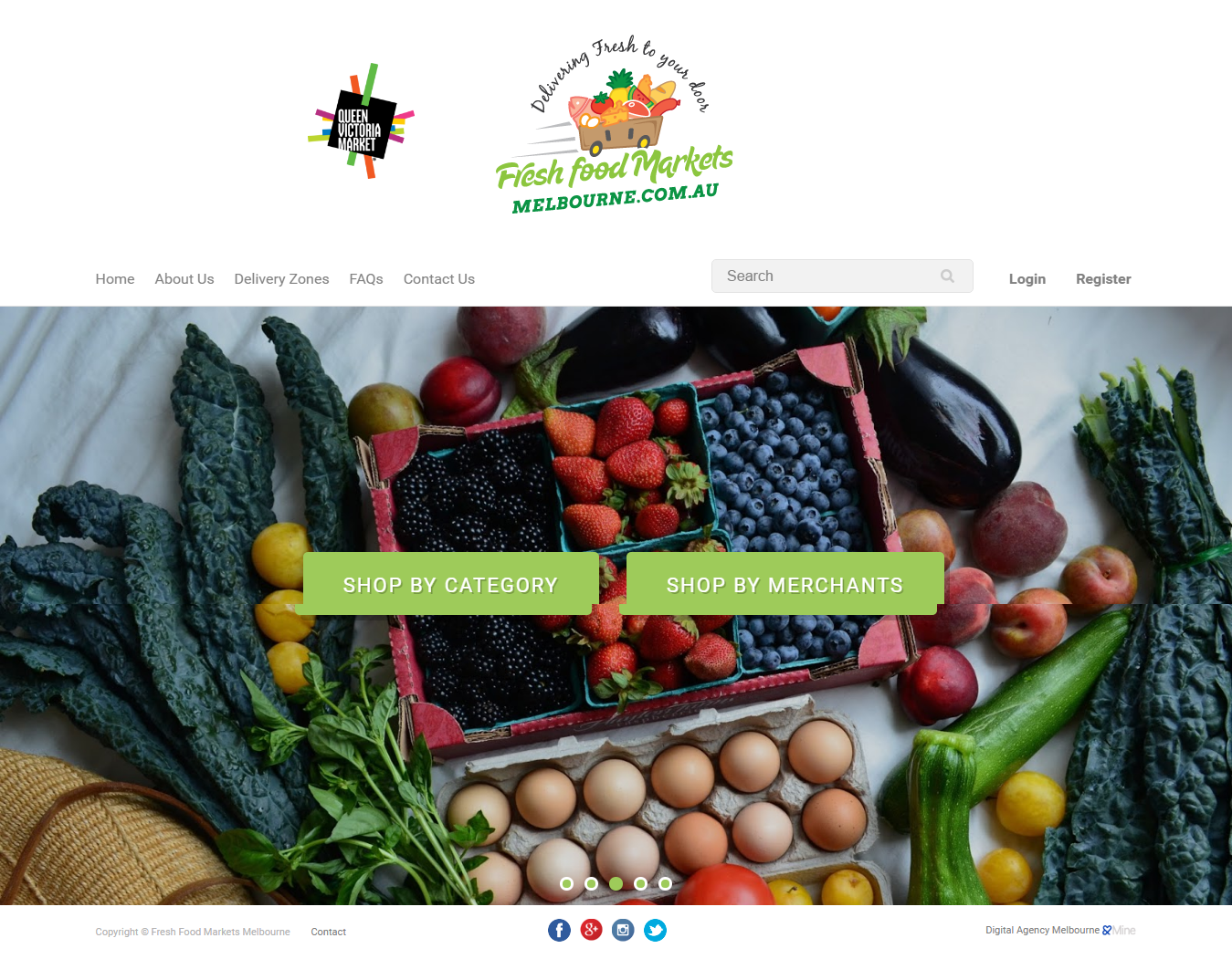 bigcommerce software fresh food markets