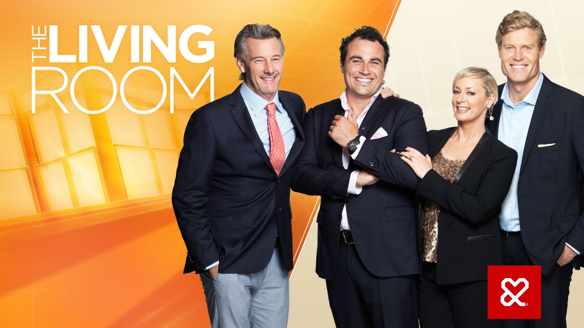 The living room - channel 10