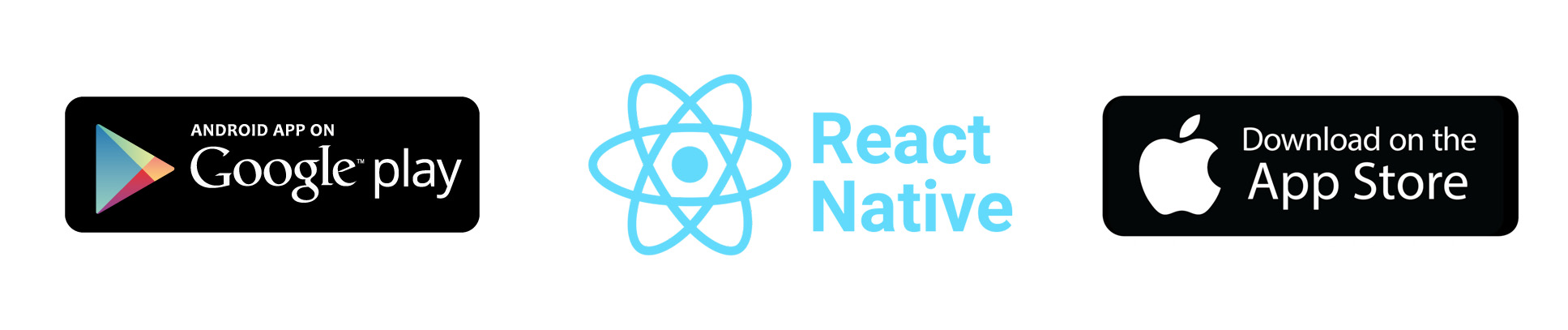 React Native Google Play Apple App Store